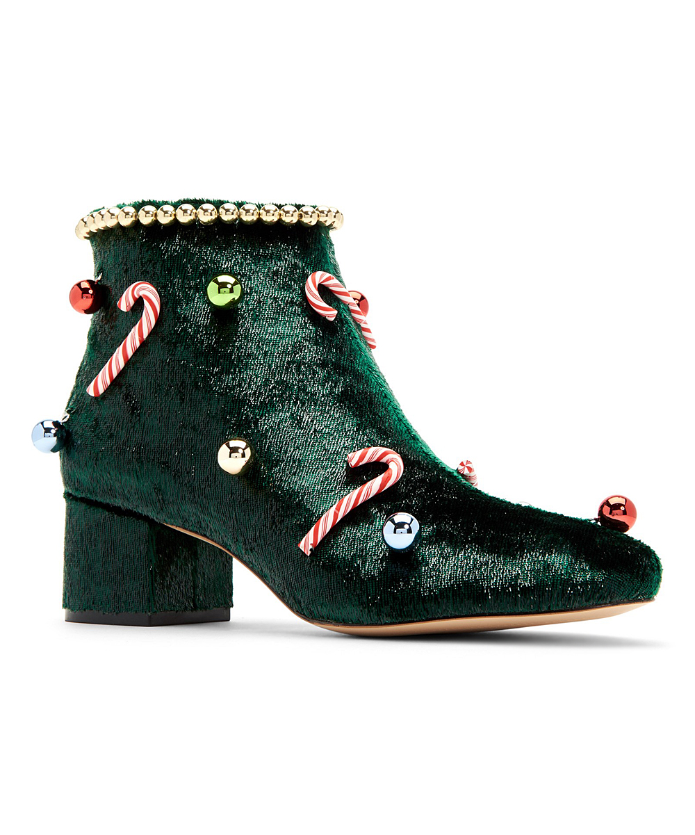 Katy Perry mujer The Caine-Garland Almond Toe Toe Toe Ankle Fashion, verde, Talla 7.0 gt  exclusivo