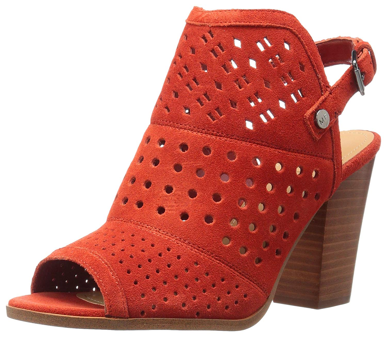 9bebba32dde Marc Fisher Womens MFCASHA Open Toe Casual Ankle Strap Sandals