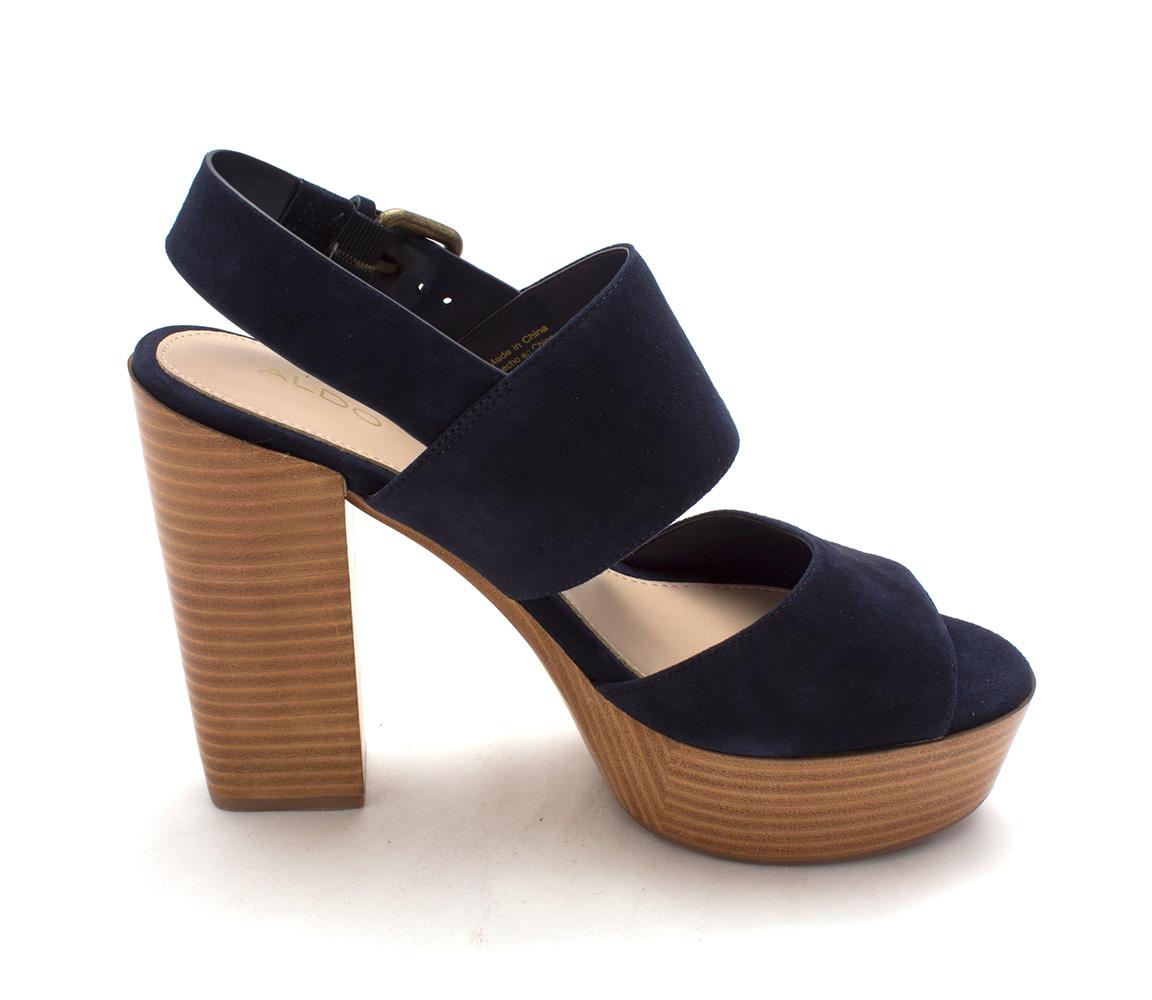 b36ac247f5 Aldo Womens Maximoa Leather Peep Toe Special Occasion Slingback ...