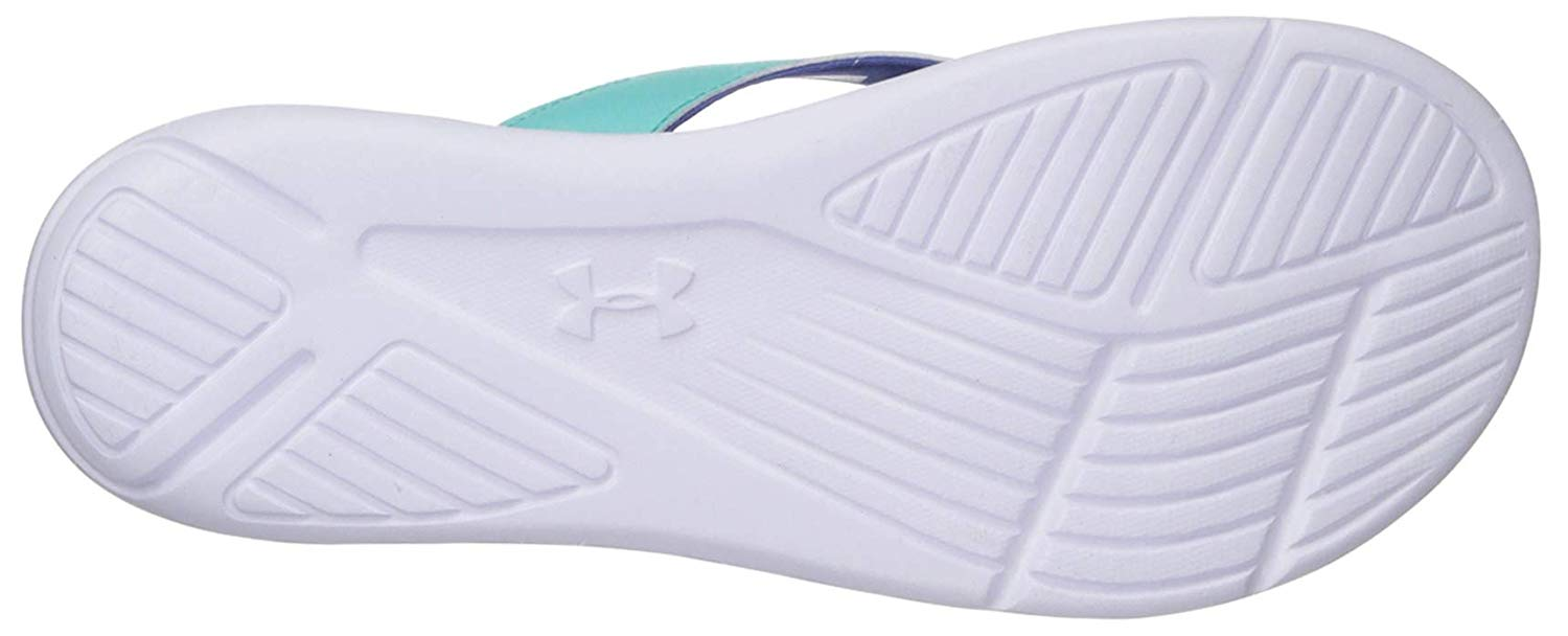 Under Armour Womens Marbella Oval Vi Thong Flip-Flop -8539
