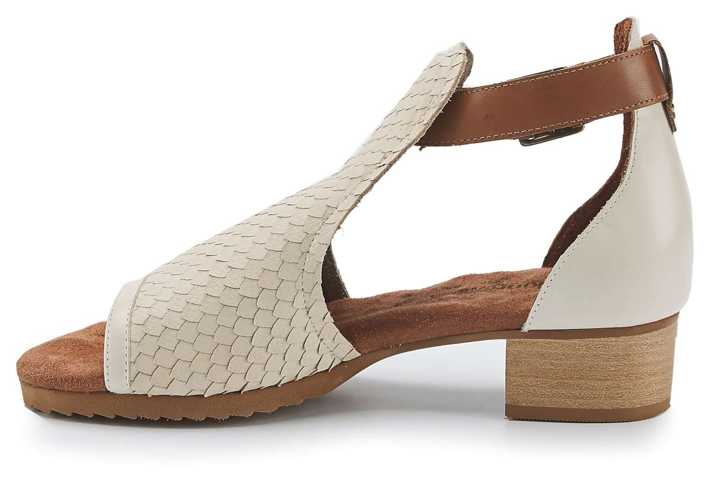 Walking-Cradles-Womens-Chandra-Leather-Open-Toe-Casual-Ankle-Strap-Sandals thumbnail 8