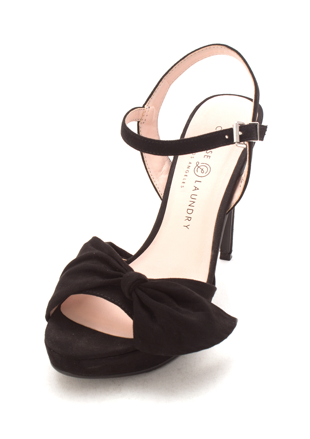 4d4aeb48f496 Chinese Laundry Womens honeysuckle Open Toe Ankle Strap Classic ...