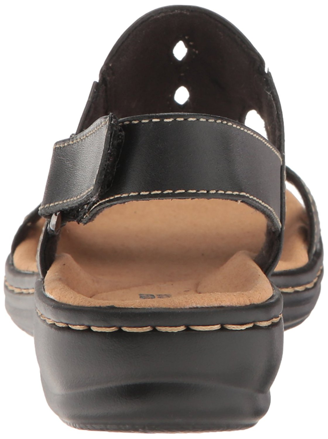 CLARKS Damenschuhe leisa Casual lakelyn Open Toe Casual leisa Ankle Strap Sandales 67cc25