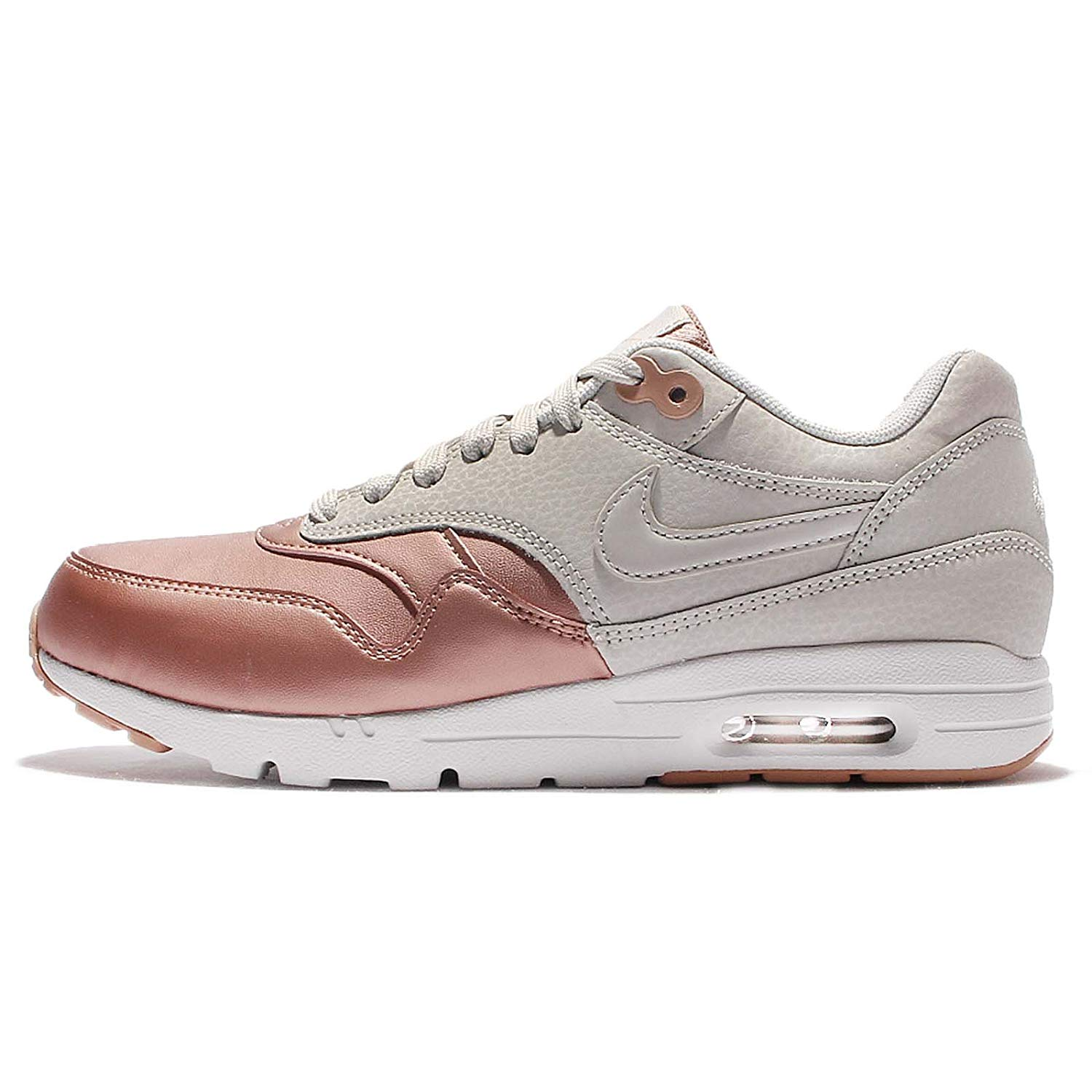 Nike Air Max 1 Ultra Essentials Womens Trainers 704993 Sneakers Shoes 8385436b8e