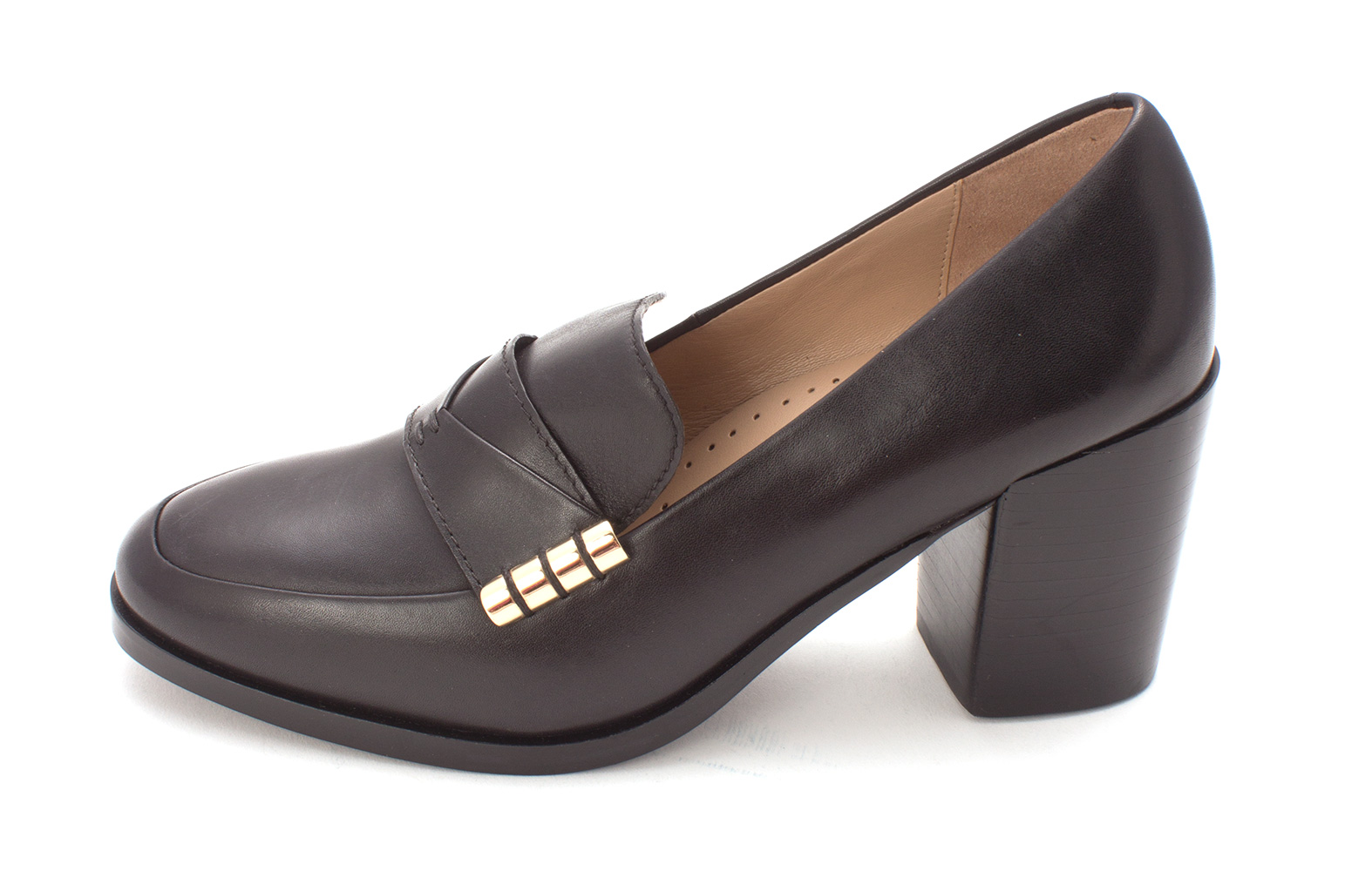 Cole Haan Womens Averysam Closed Toe Classic Pumps Black Size 6.0