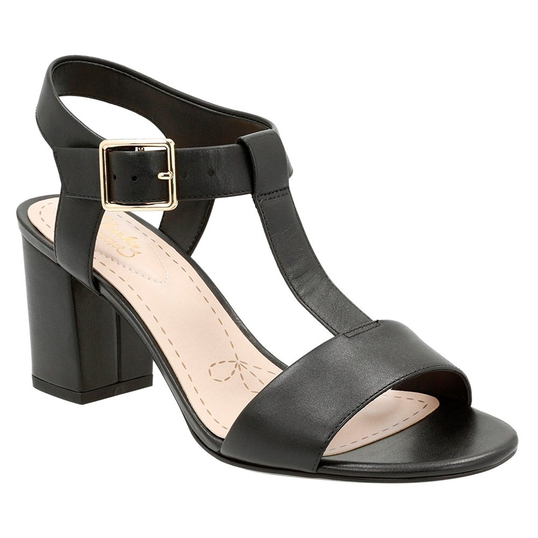 Early S Block Heel Shoes