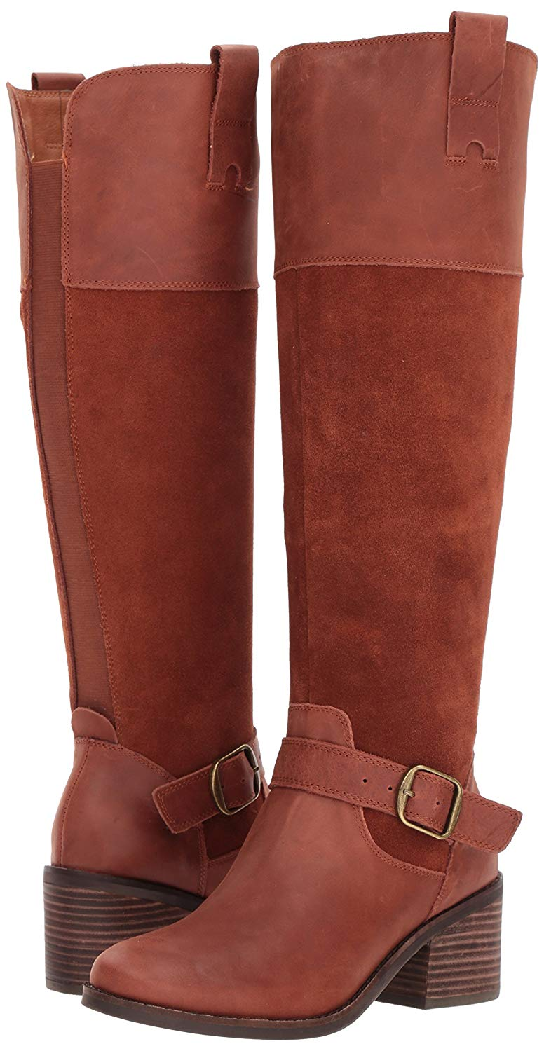 Kailan Us Womens Lucky 6 8 Boots Rye Gr Brand Uk 5OawqxwR