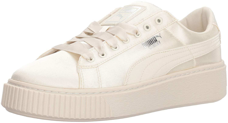 c9af054ccff Kids PUMA Girls basket Low Top Lace Up Fashion Sneaker