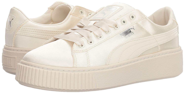 1183e36c626 Kids PUMA Girls basket Low Top Lace Up Fashion Sneaker