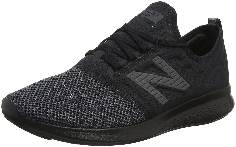 7400323c6428f New Balance Mens Coast V4 Fabric Low Top Lace Up Running Sneaker | eBay