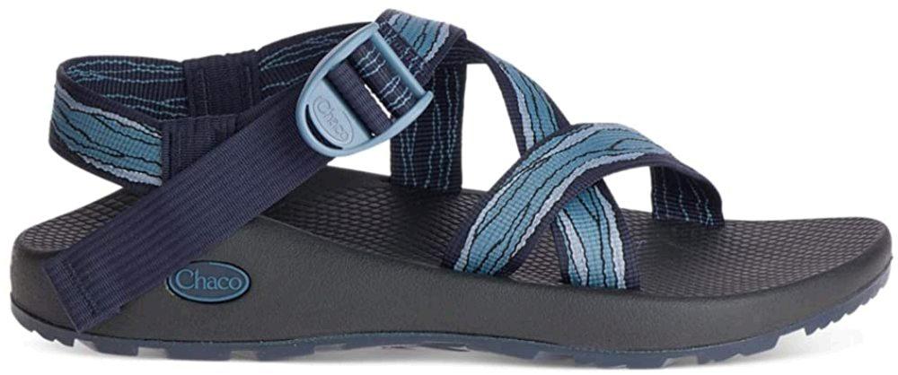 CHACO MEN'S Z1 Classic Sport Sandal, Glaze Navy, Size 14.0