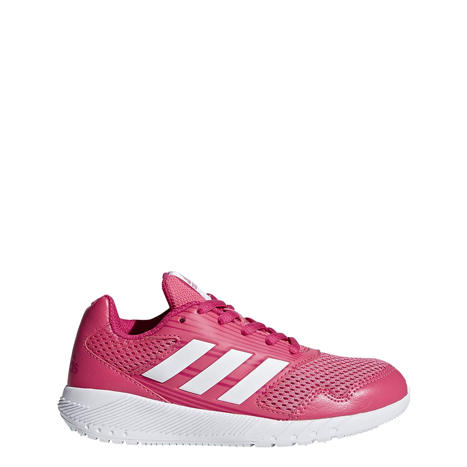172e92e60017 Details about Kids Adidas Girls Altarun Low Top Lace Up Running