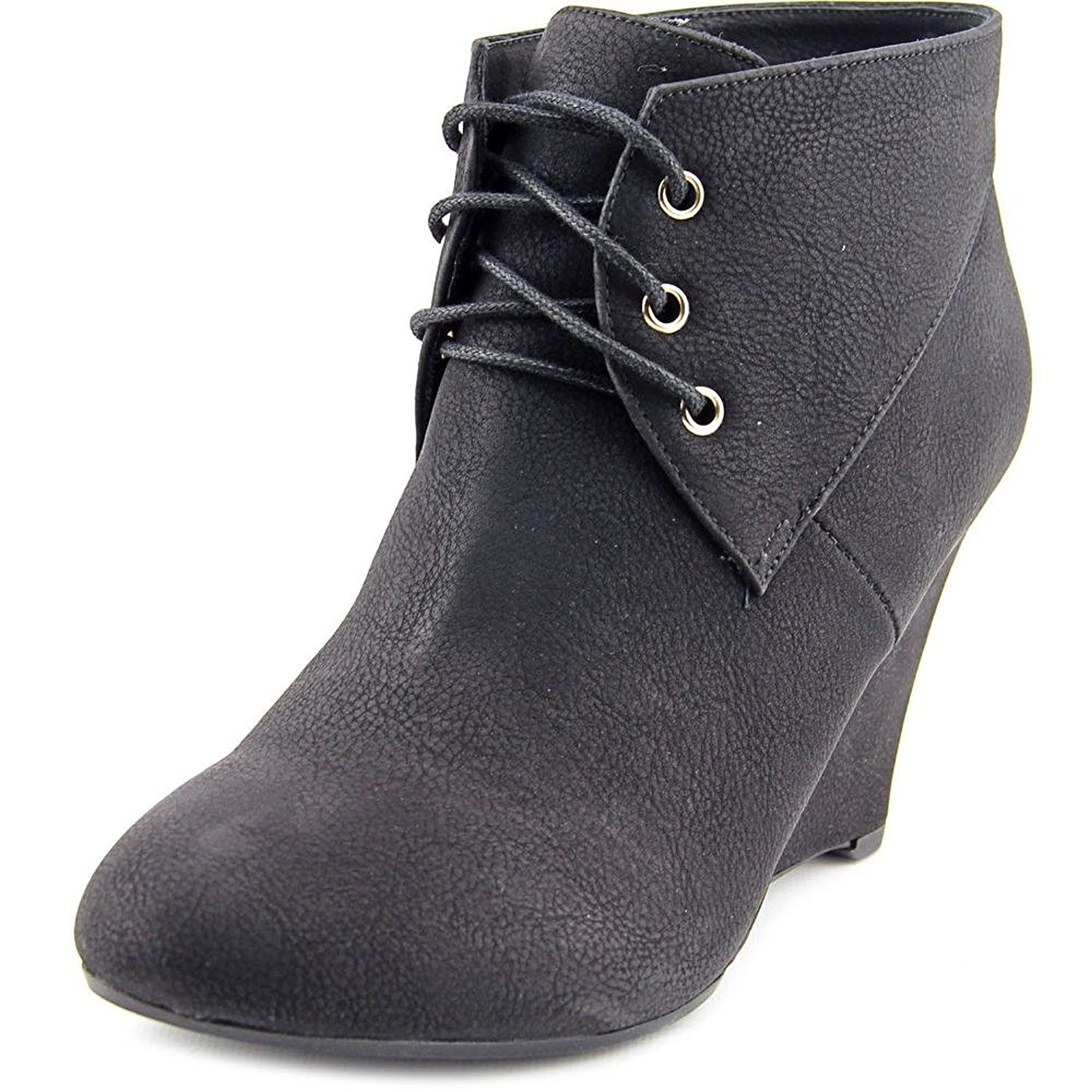 Sodi Womens Noa Closed Toe Ankle Fashion Boots