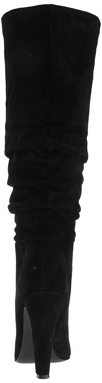 Steve Madden Frauen Carrie Spitzenschuhe Leder Fashion Stiefel Stiefel Fashion Schwarz Groesse 8 3f74fc