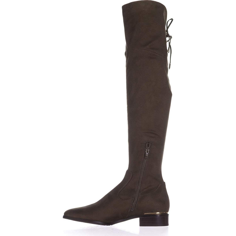 5d5524b320 Ivanka Trump Womens Lnde Closed Toe Over Knee Fashion Boots | eBay
