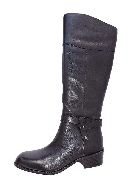 Alfani Frauen Berniee Geschlossener Zeh Leder Fashion Fashion Fashion Stiefel 7a7c24
