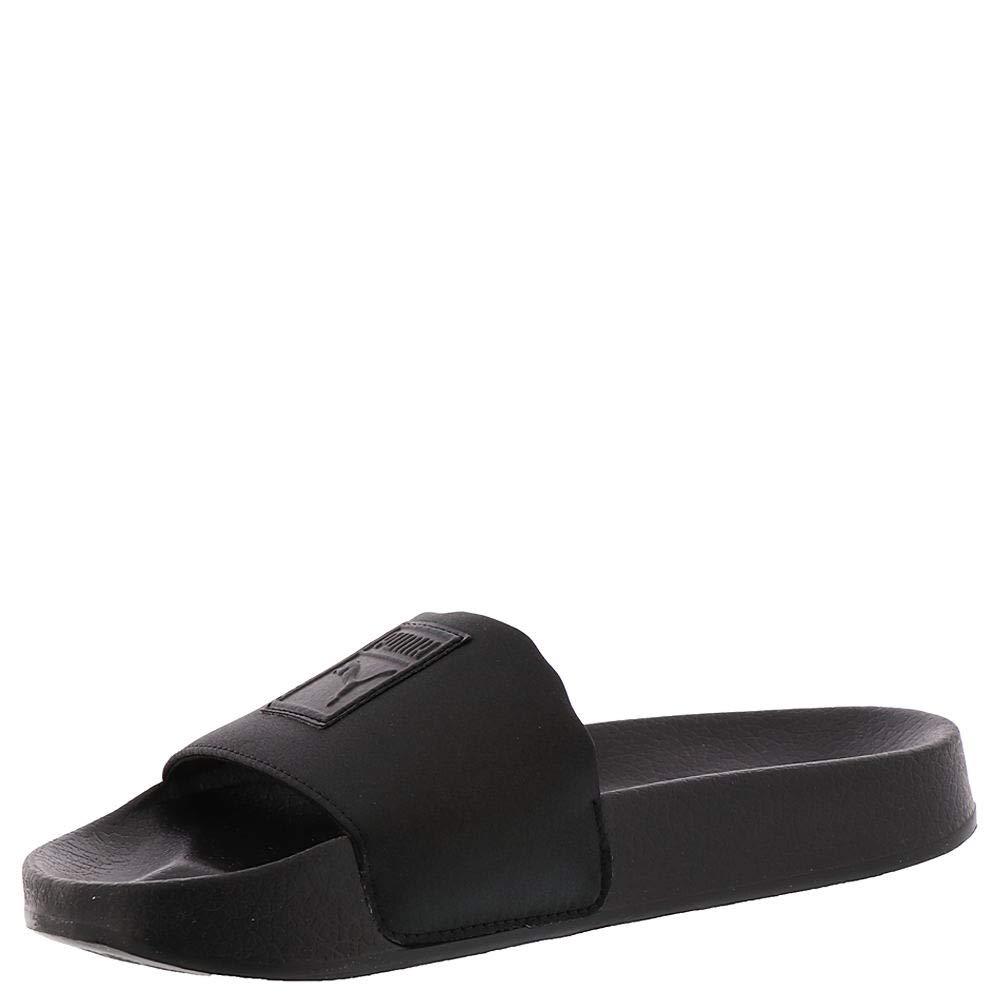 34159eb012c78 Details about PUMA Womens Leadcat Satin Shoes, Black, Size 5.5