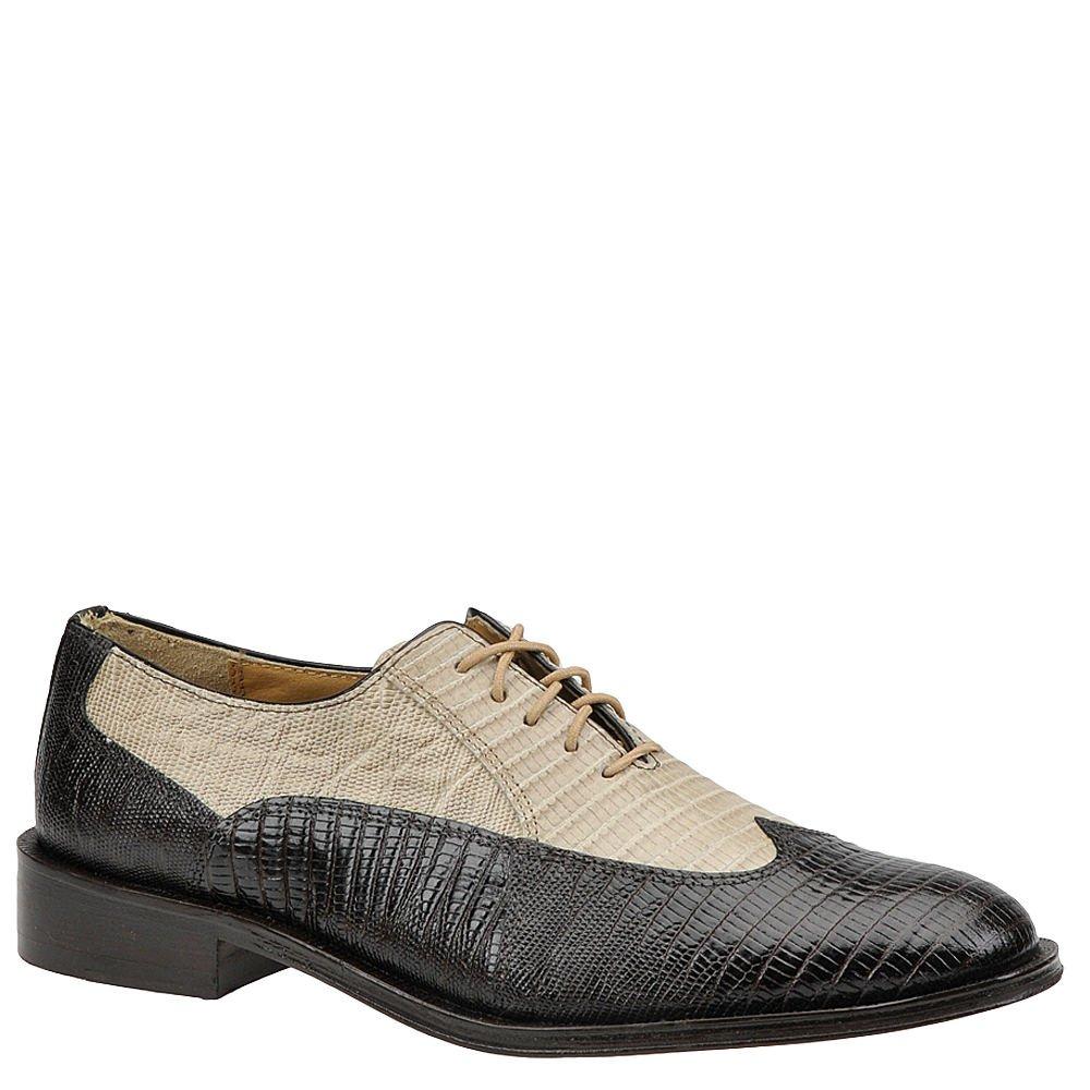 Détails sur Giorgio Brutini Chaussures habillées Couleur Multicolore Choc BrnBeige Taille 4