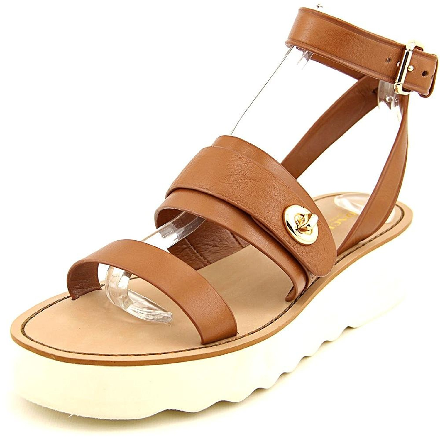 Womens Sandals COACH Platt Saddle