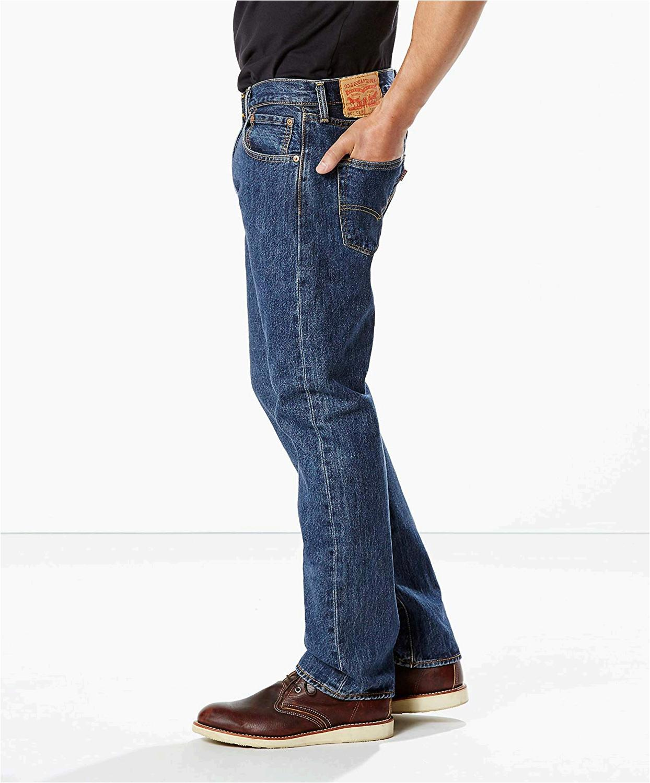 Levi's Men's 501 Original Fit Jean, Dark, Dark Stonewash ...