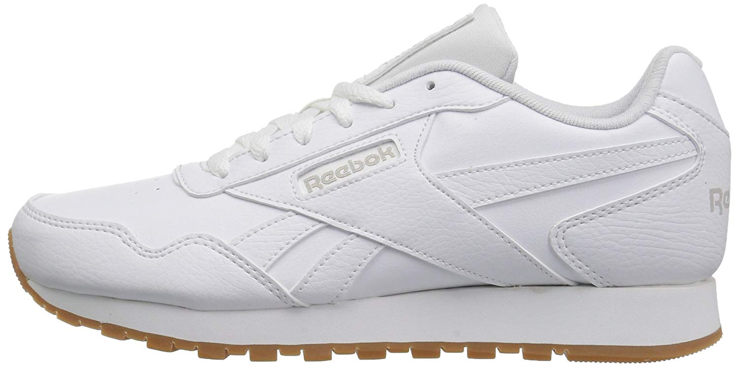 b35f76d9898110 Reebok Womens Harman Run Low Top Lace Up Running Sneaker