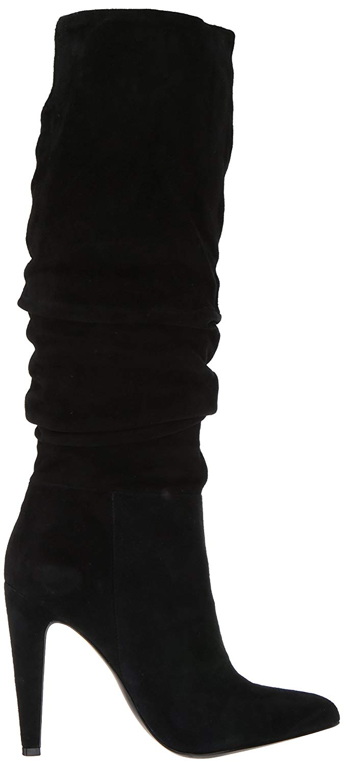 Steve Madden Carrie Womens Boots Black Suede 9  US US US   7 UK 36ec62