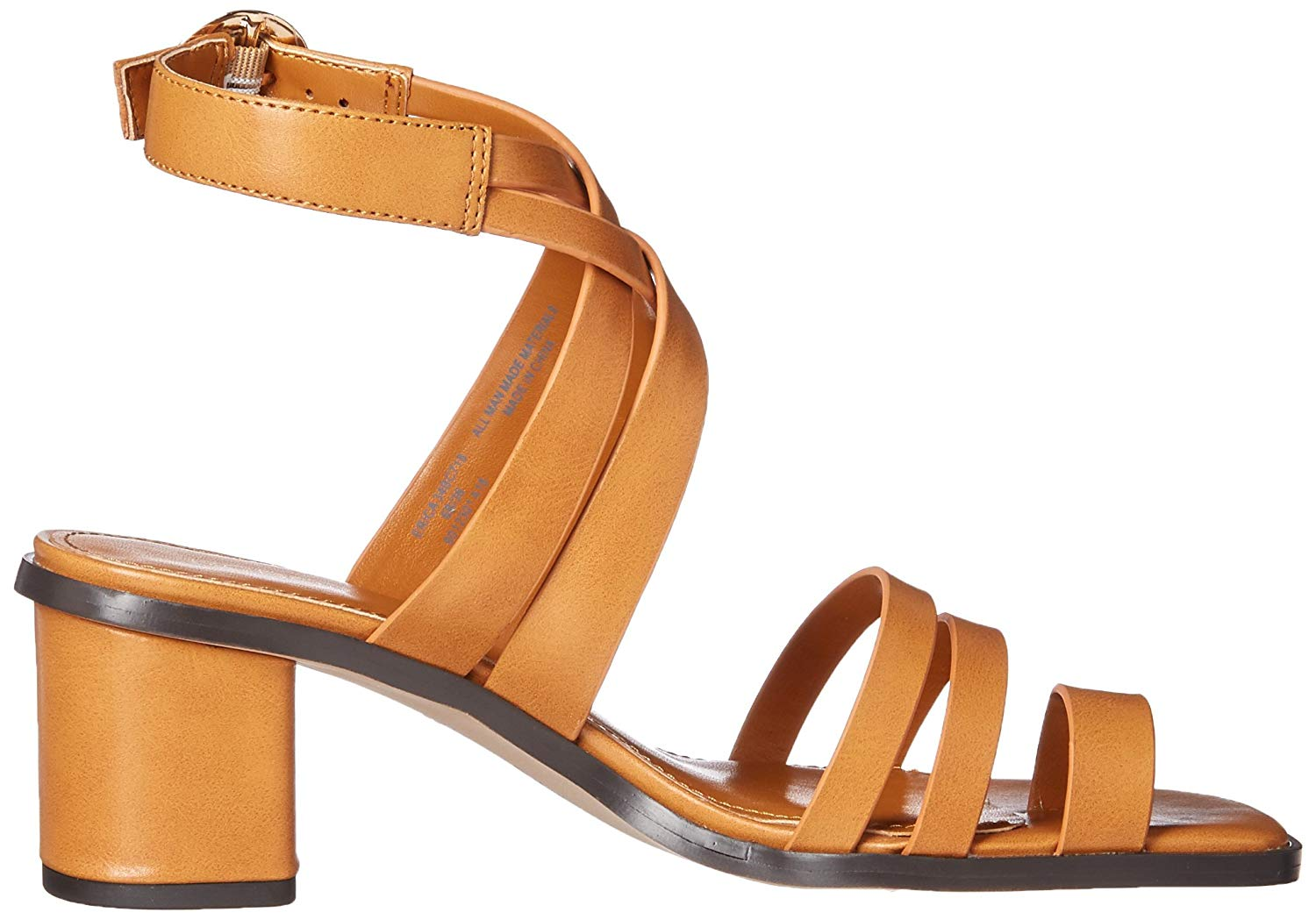 5b7a5d2c835 BCBGeneration Womens erica Open Toe Casual Ankle Strap Sandals