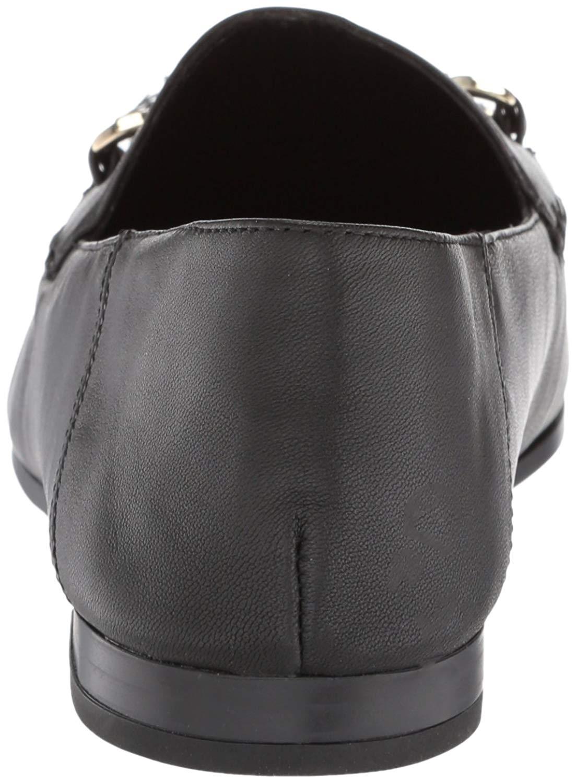 a9d5522671d Nine West Women s Weslir Leather Loafer Flat
