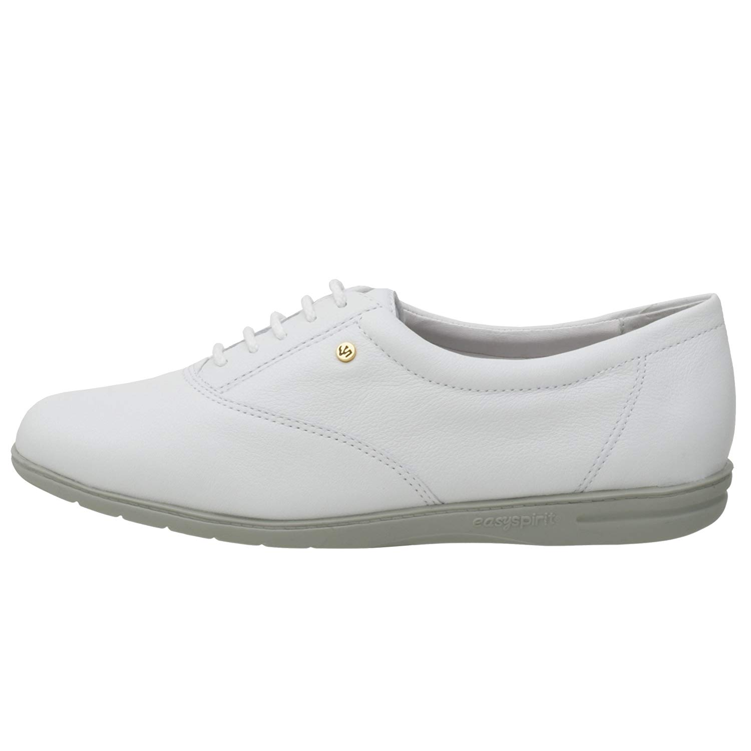 dc5f8323c5 Details about Easy Spirit Womens Motion Leather Closed Toe Oxfords