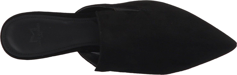 Marc Marc Marc Fisher Frauen Shiloh Spitzenschuhe Leder Gleit Sandalen Schwarz Groesse 8 U  | eine breite Palette von Produkten  30fbac