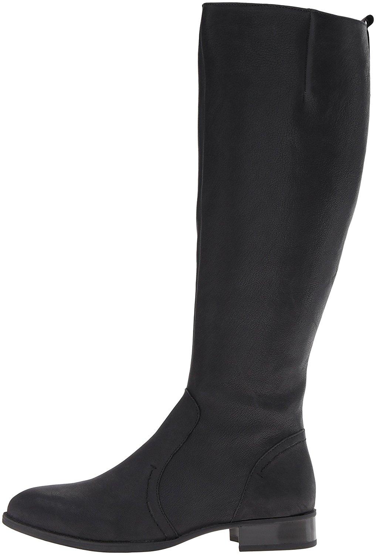 Nine West Frauen Nicolah Spitzenschuhe Leder Fashion Stiefel black Groesse 8.5