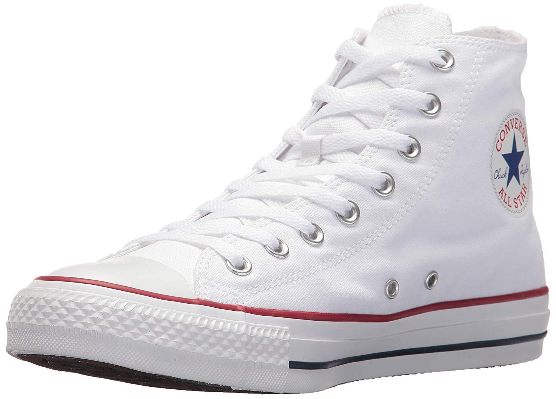 25f46126db3b Converse Womens All Star Hi M9622 Fabric Hight Top Lace Up Fashion Sneakers