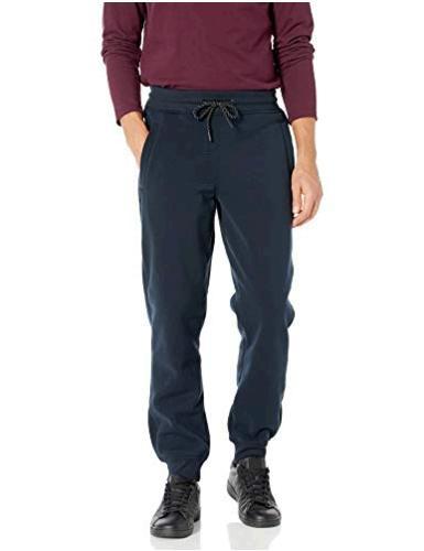 WT02 Mens Basic Jogger Fleece Pants