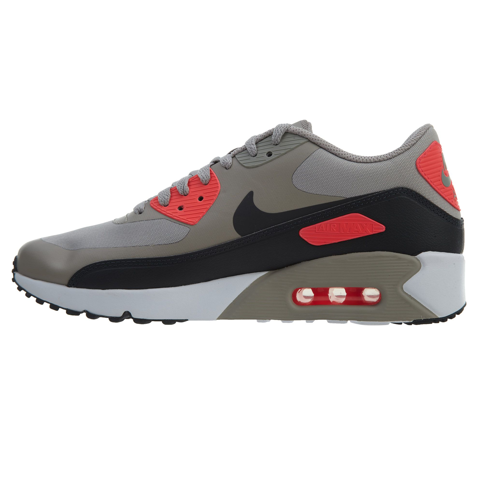 17351c754b86 Nike Mens Air Max 90 Ultra 2.0 essential Low Top Lace Up Running Sneaker