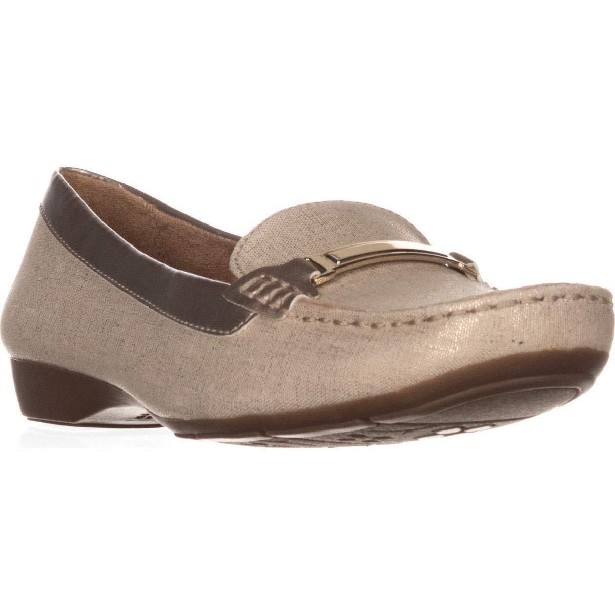 Naturalizer damen Gadget Square Toe Loafers