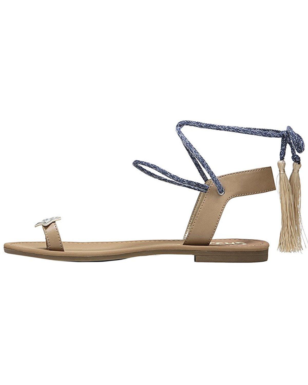 9cf76e34609fa7 Circus by Sam Edelman Womens Binx-2 Open Toe Casual Slingback Sandals