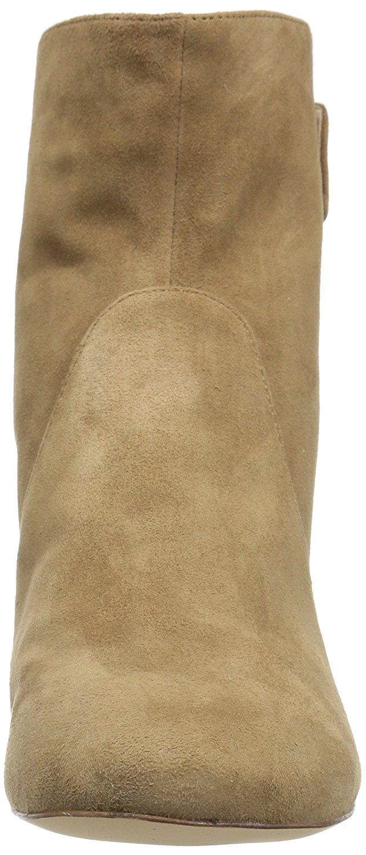 Nine West Women's Quarryn Suede Ankle Boot Green Size 8.0 2huC