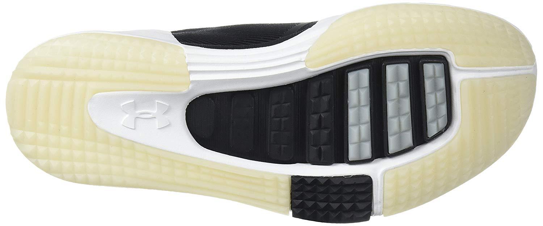 Calzado para atlético Us 5 2 Under 001 mujer blanco Armour Negro Amp Speedfrom 0 7 A5Axrq1WdH