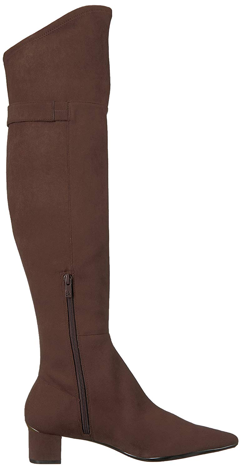 9e92efc8eb3 Details about Calvin Klein Women's Georgeanna Over The Knee Boot