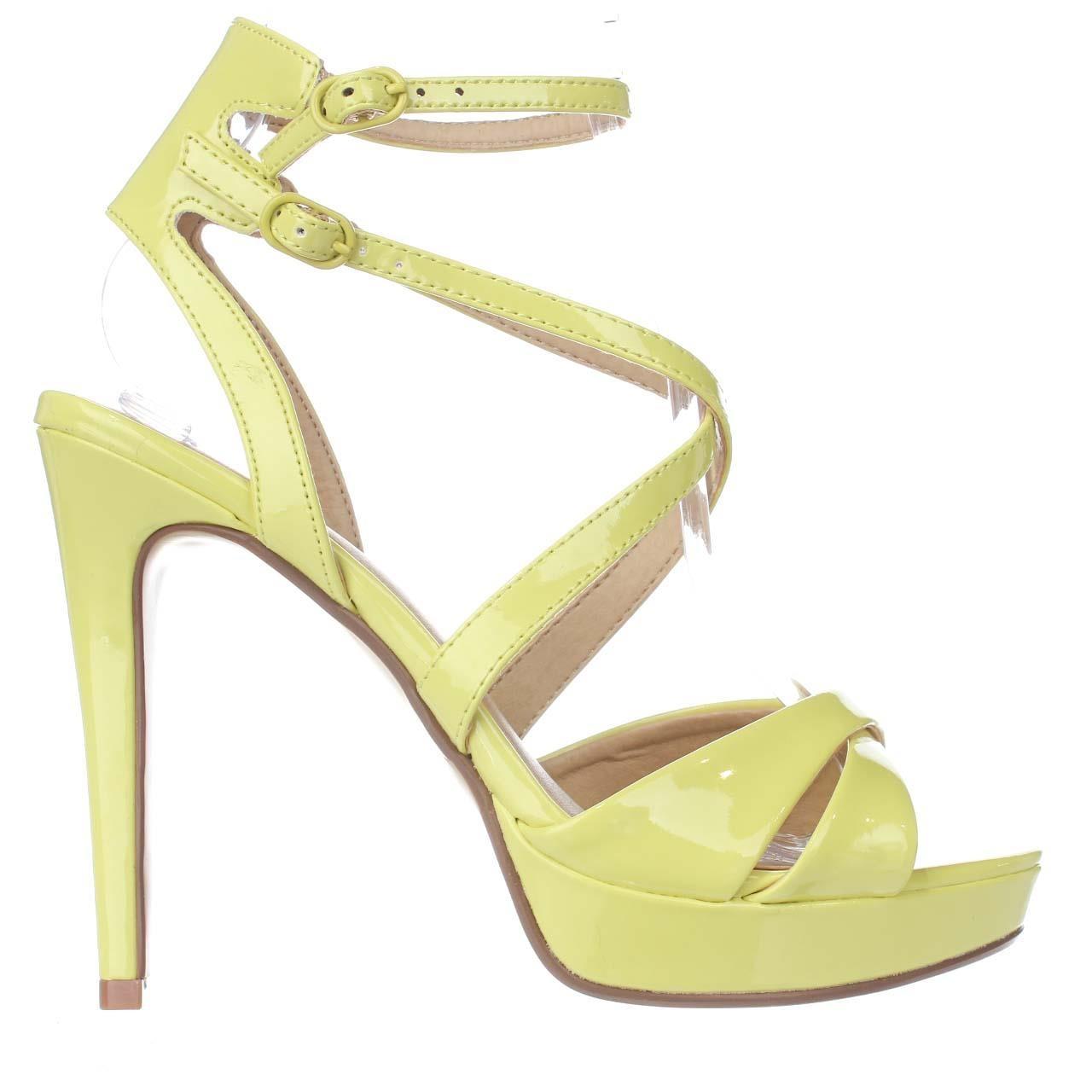 e398aac1e52f Chinese Laundry HIghlight Womens Heels   Pumps Lemon 7.5 US   5.5 UK ...