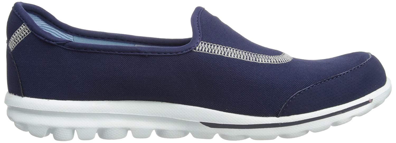 Skechers Womens Go Walk Closed Toe Boat Shoes