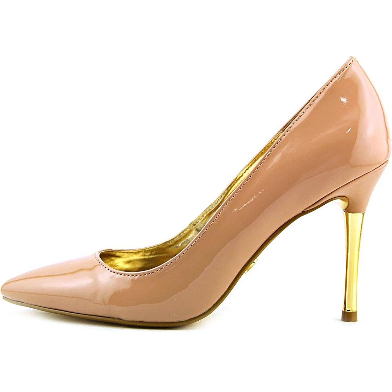 Thalia Sodi Womens ELINA Pointed Toe Classic Pumps nude Size 10.0