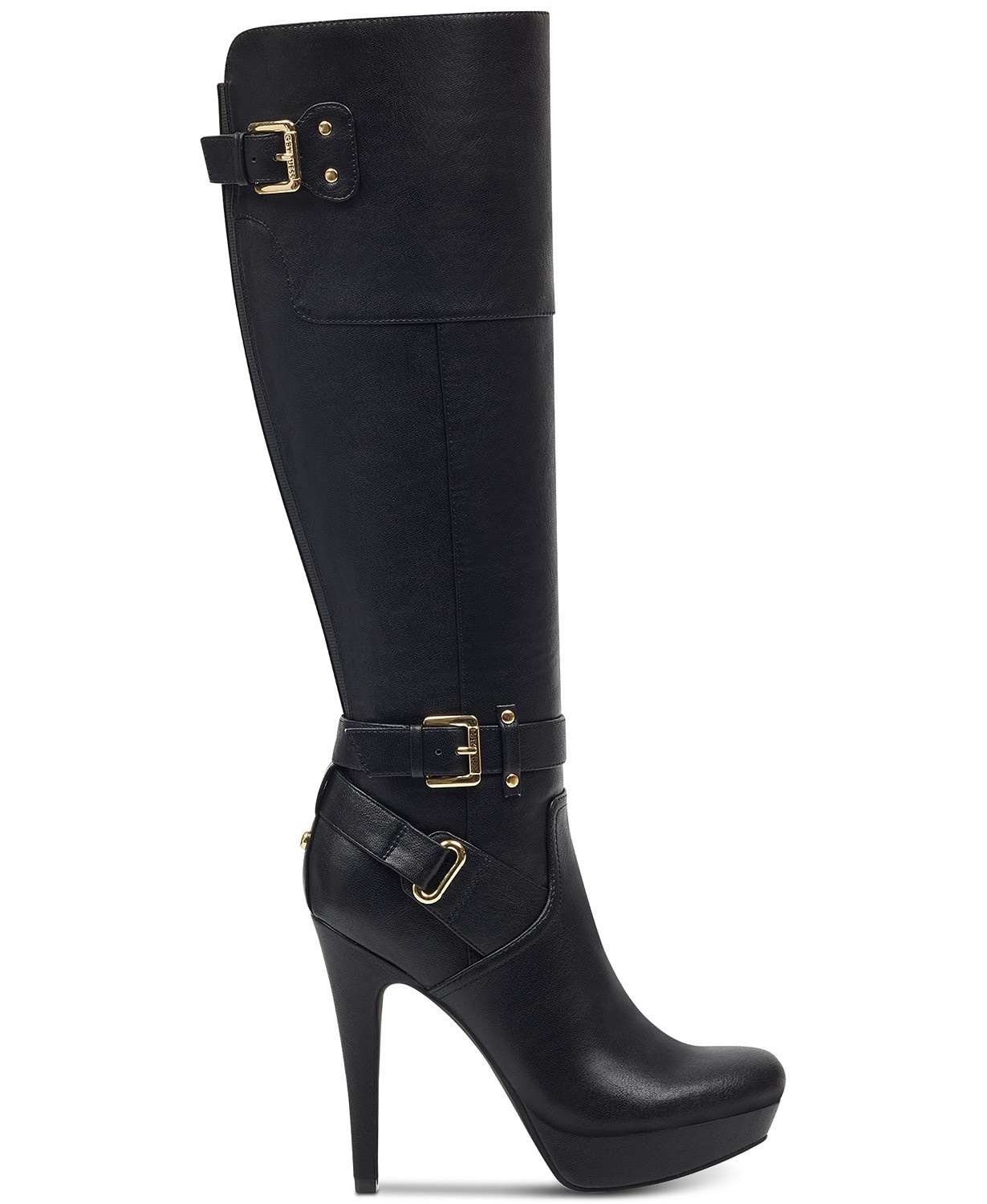 G by Guess knee high heeled boots