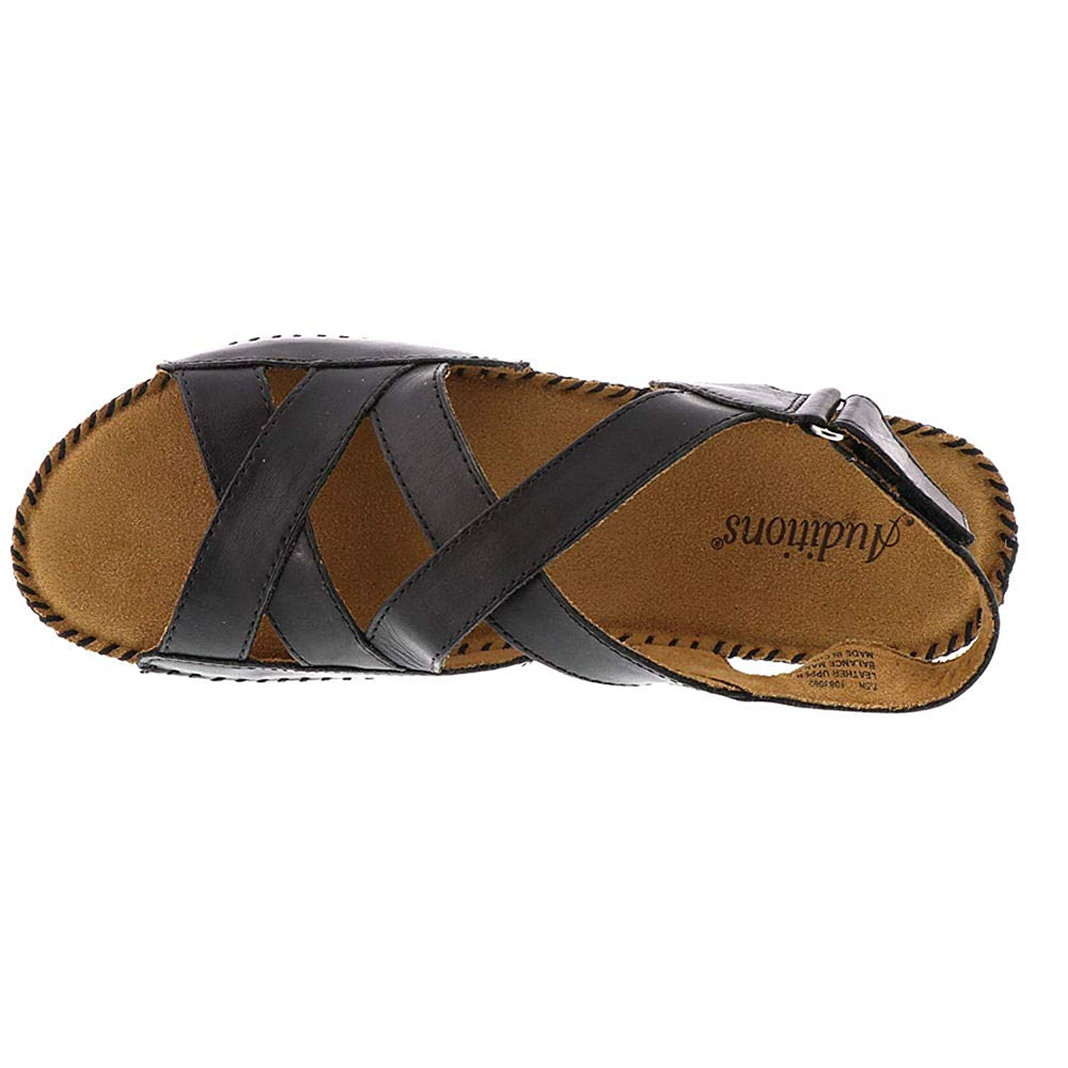 Madrid Open Sandals Womens Auditions Casual Strappy Toe Leather Tx6nq58U