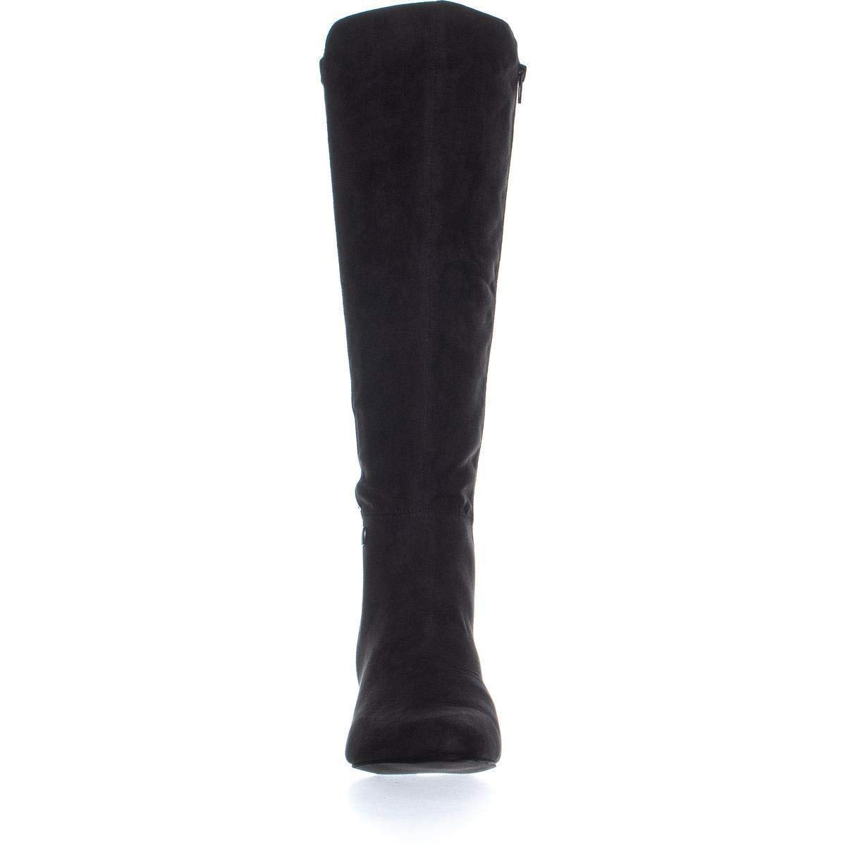 Alfani-Womens-hakuu-Leather-Pointed-Toe-Knee-High-Fashion-Boots thumbnail 12