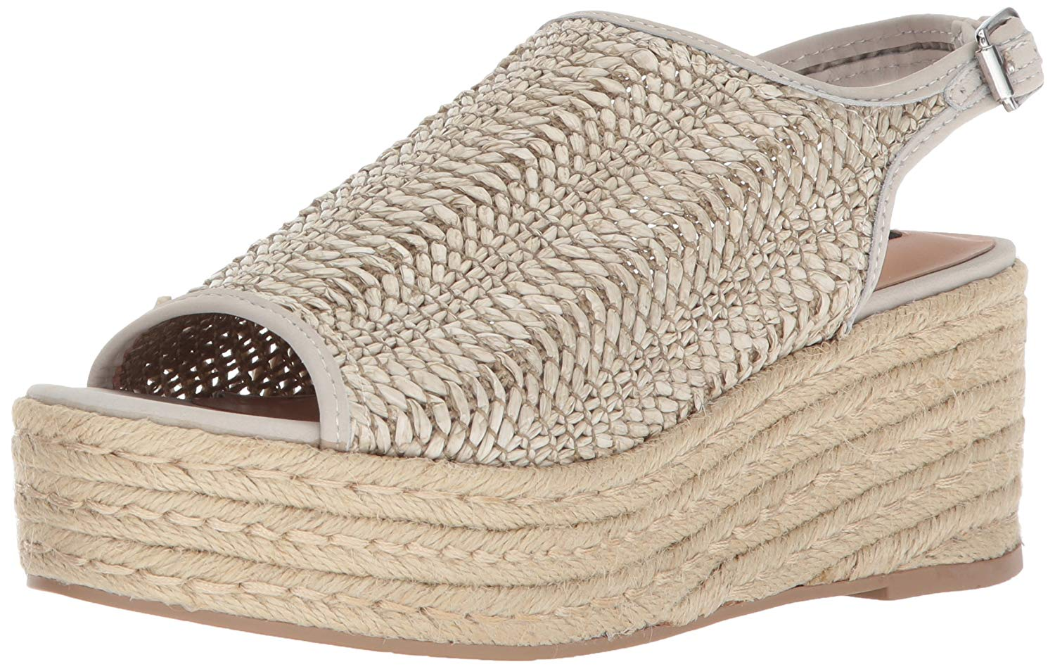 35a357cb2a4 Details about STEVEN by Steve Madden Women's Courage Wedge Sandal