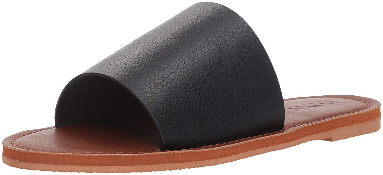 1b25d8a75 Roxy Women s Kaia Slip Slide Sandal Flat