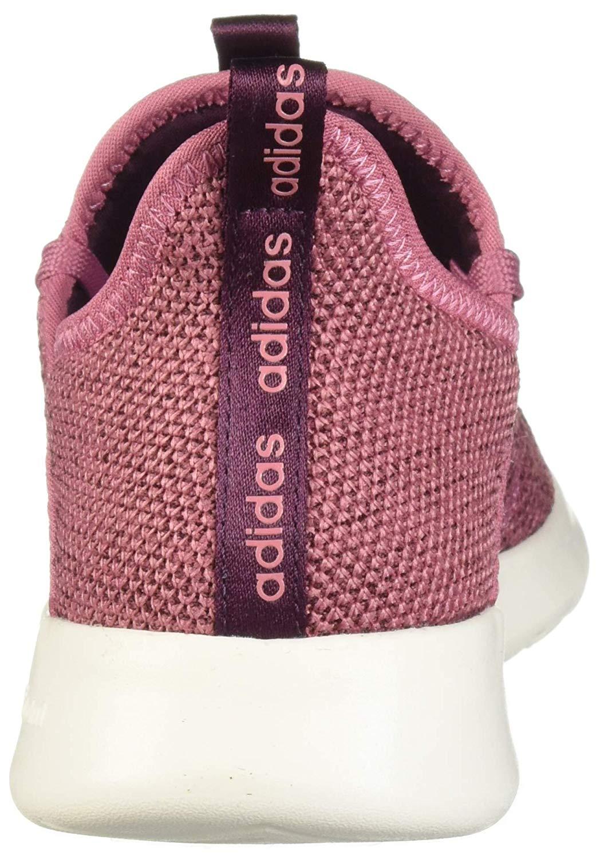 Details zu Adidas Frauen Cloudfoam Pure Low & Mid Tops Schnuersenkel Laufschuhe Rot Groesse