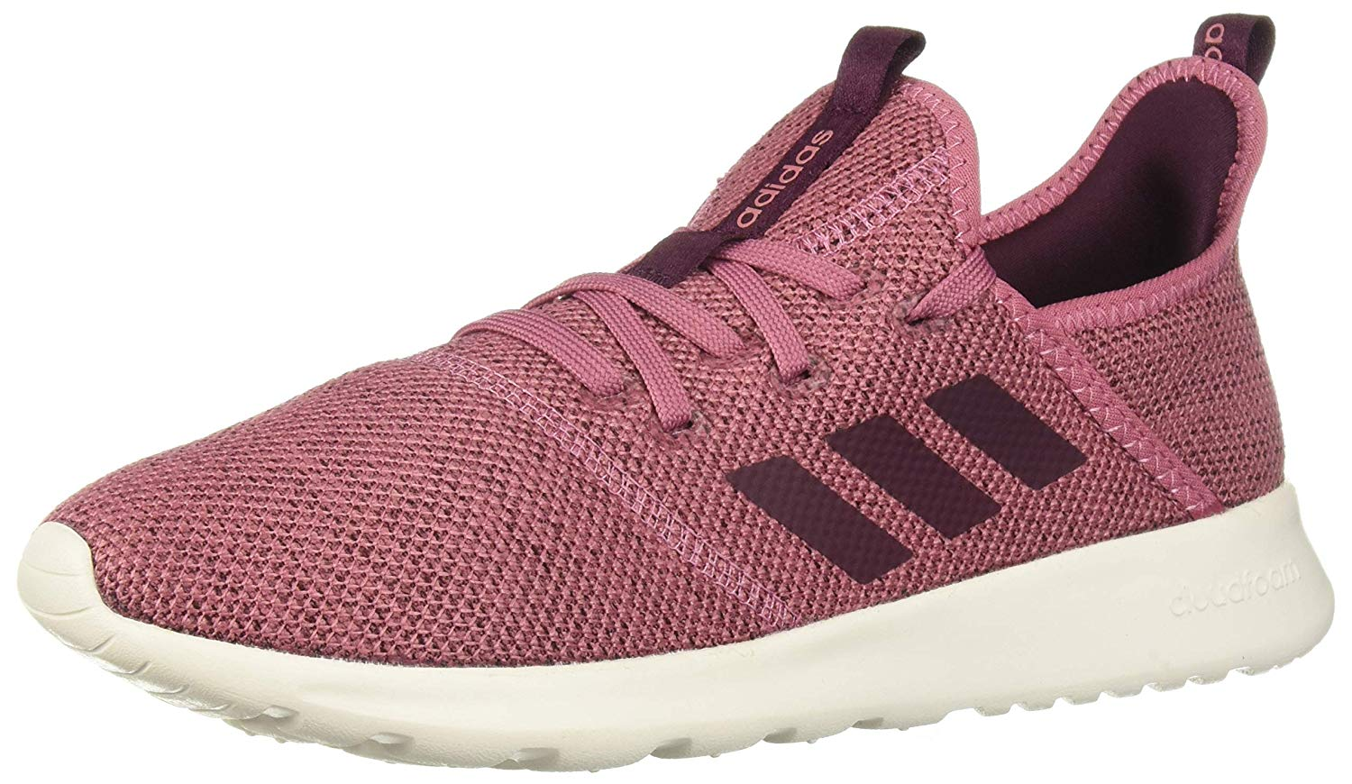 adidas originals cloudfoam sneaker low pink