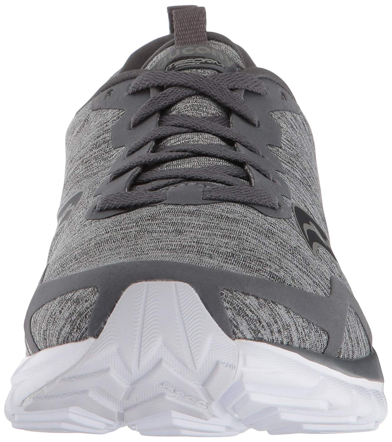 7307873ecf84a Details about Saucony Mens LITEFORM FEEL Low Top Lace Up Fashion Sneakers